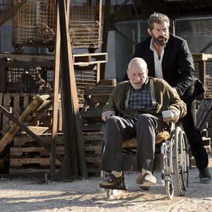Logan : Foto Hugh Jackman, Patrick Stewart