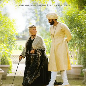 Victoria e Abdul - O Confidente da Rainha : Poster
