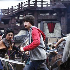 portal do guerreiro filme 2016 adorocinema