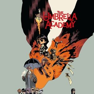 The Umbrella Academy : Poster