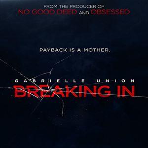 Breaking In : Poster