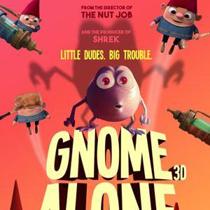 Duda e os Gnomos : Poster