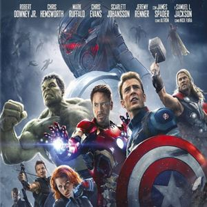 Vingadores: Era de Ultron : Poster