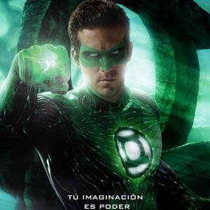 Lanterna Verde : Poster