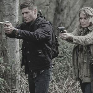 Foto Jensen Ackles, Samantha Smith (III)