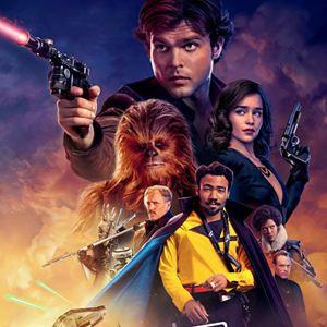 Han Solo: Uma História Star Wars : Poster