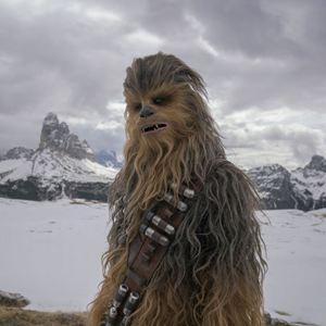 Han Solo: Uma História Star Wars : Foto Joonas Suotamo