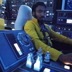 Han Solo: Uma História Star Wars : Foto Donald Glover