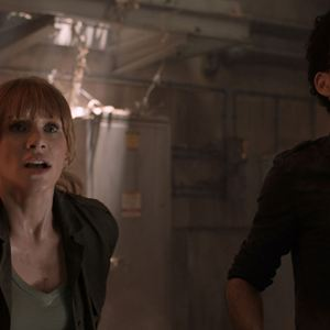 Jurassic World: Reino Ameaçado : Foto Bryce Dallas Howard, Justice Smith