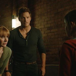 Jurassic World: Reino Ameaçado : Foto Bryce Dallas Howard, Chris Pratt