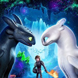 Como Treinar o seu Dragão 3 : Poster