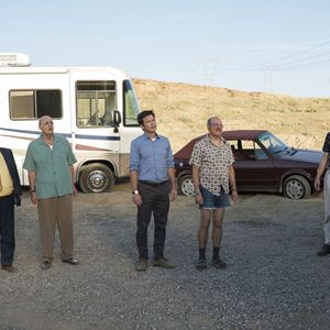Foto David Cross, Henry Winkler, Jason Bateman, Jeffrey Tambor, Michael Cera