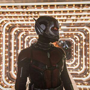 Homem-Formiga e a Vespa : Foto Paul Rudd
