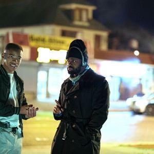 A Primeira Noite de Crime : Foto Gerard McMurray, Joivan Wade