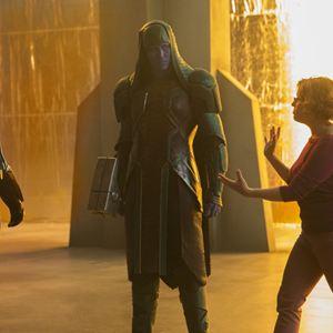 Capitã Marvel : Vignette (magazine) Anna Boden, Jude Law, Lee Pace