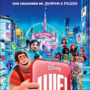 WiFi Ralph - Quebrando a Internet : Poster