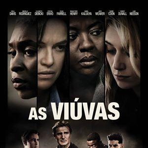 As Viúvas : Poster