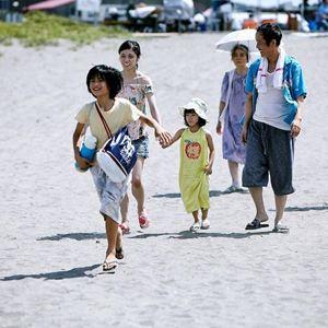 Assunto de Família : Foto Kiki Kirin, Lily Franky, Sakura Andô