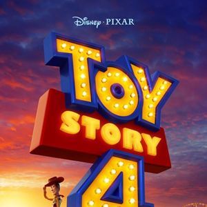 Toy Story 4 : Poster