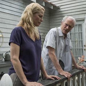 A Mula : Foto Alison Eastwood, Clint Eastwood