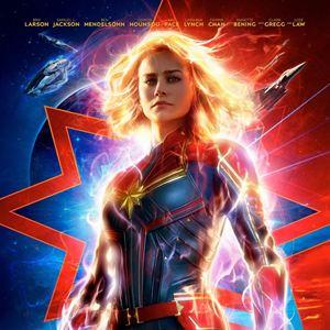 Capitã Marvel : Poster