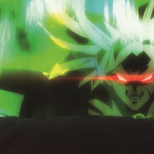 Dragon Ball Super Broly : Foto