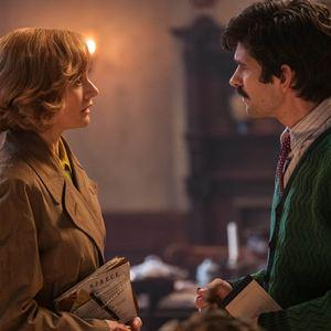 O Retorno de Mary Poppins : Foto Ben Whishaw, Emily Mortimer