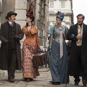 Holmes & Watson : Foto John C. Reilly, Lauren Lapkus, Rebecca Hall, Will Ferrell