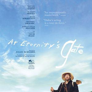 No Portal da Eternidade : Poster