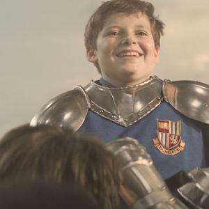 O Menino que Queria Ser Rei : Foto Louis Serkis