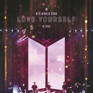 BTS World Tour: Love Yourself in Seoul : Poster