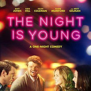 A Noite É uma Criança : Poster