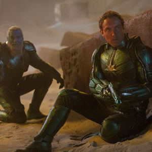Capitã Marvel : Foto Jude Law