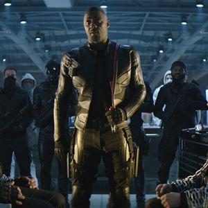 Velozes & Furiosos: Hobbs & Shaw : Foto Dwayne Johnson, Idris Elba, Jason Statham