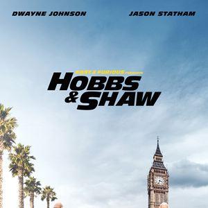 Velozes & Furiosos: Hobbs & Shaw : Poster