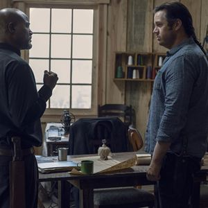 Foto Josh McDermitt, Seth Gilliam
