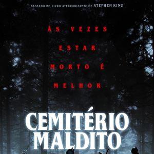 Cemitério Maldito : Poster