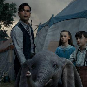 Dumbo : Foto Colin Farrell