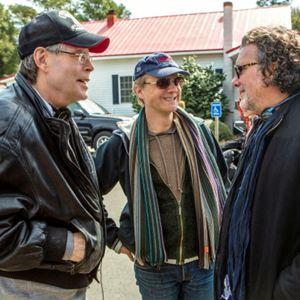 Foto Jack Bender, Niels Arden Oplev, Stephen King