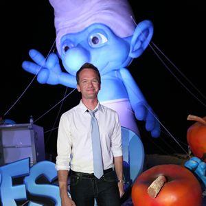 Os Smurfs 2 : Foto Neil Patrick Harris