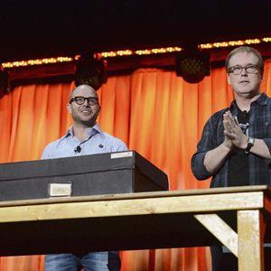 Tomorrowland - Um Lugar Onde Nada é Impossível : Vignette (magazine) Brad Bird, Damon Lindelof