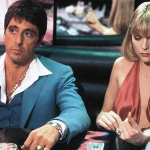 Scarface : Foto Al Pacino, Michelle Pfeiffer