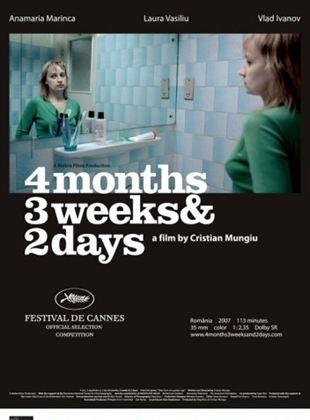4 Meses, 3 Semanas e 2 Dias