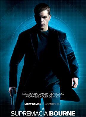 A Supremacia Bourne VOD