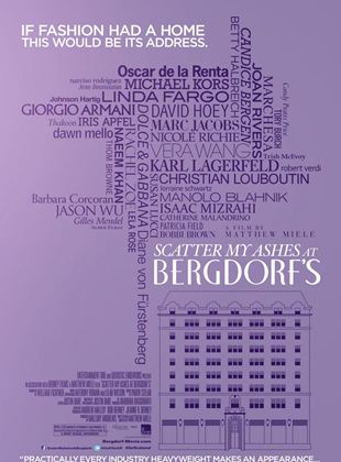Scatter My Ashes at Bergdorf's