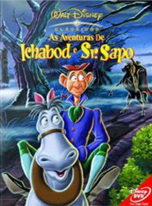 As Aventuras de Ichabod e do Sr. Sapo