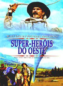 Super Heróis do Oeste