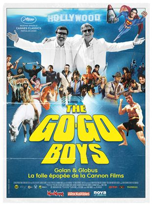 Go-Go Boys: Os Bastidores da Cannon Films