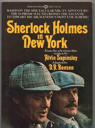 Sherlock Holmes em Nova Iorque