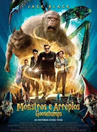 Goosebumps - Monstros e Arrepios